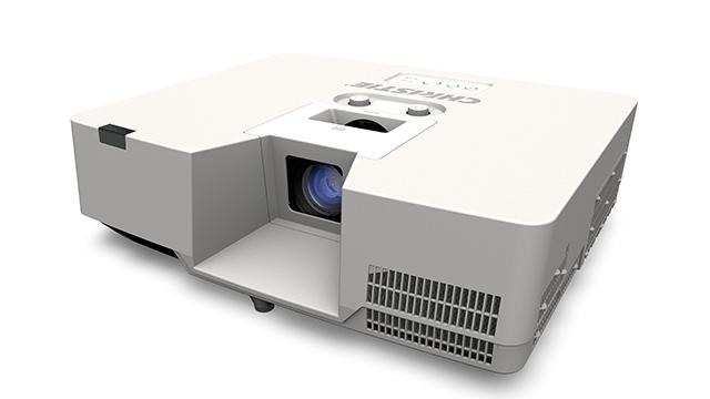 Christie APS 3LCD laser projectors