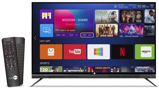 Daiwa HD Quantum Luminit Smart LED TV