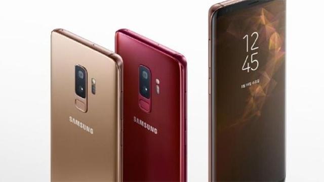 Samsung alaxy M series Smartphones
