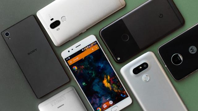 Smartphones in consumer technology