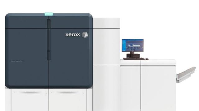 Xerox Iridesse Production Press at PrintPack 2019