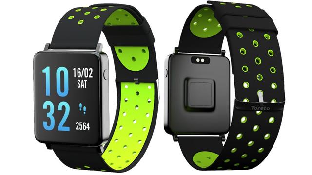 Toreto Bloom smartwatch