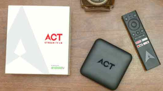 ACT Stream TV