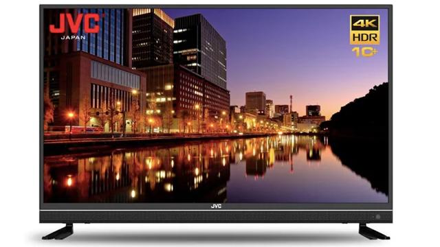 jvc 4k smart tv
