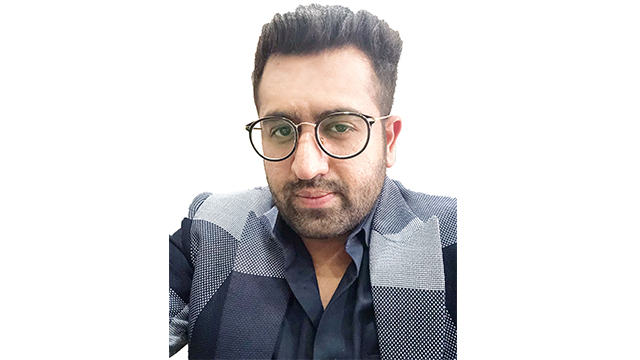 Bluei Akhilesh Chopra