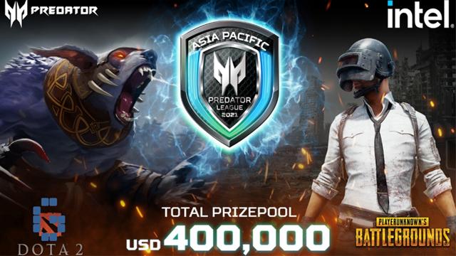 Acer apac-predator-league-2021