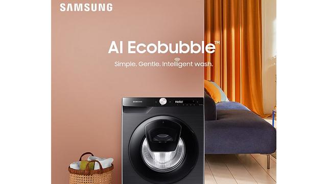 Samsung-AI-Washing-Machine