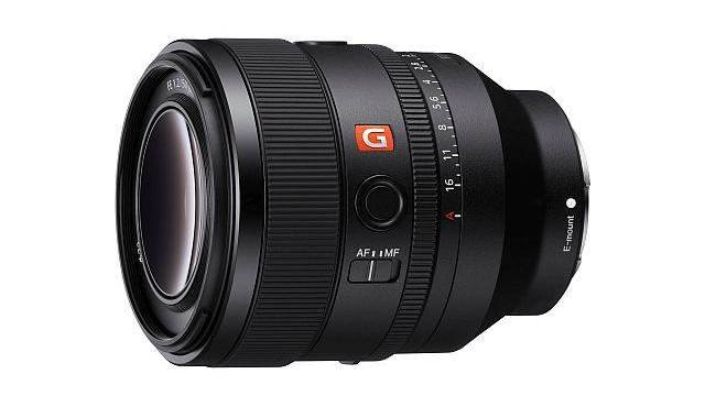Sony G Master full-frame lens
