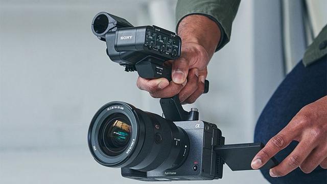 SonyFX3-Full-Frame-camera