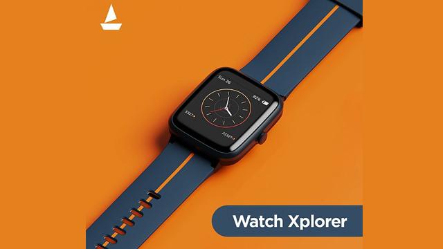 boAt-Smartwatch-Xplorer