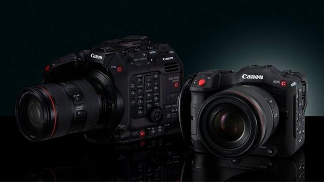 EOS C500 Mark II, EOS C300 Mark III, EOS C70