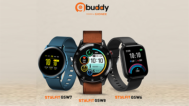 Gionee-Smartwatches
