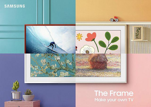 Samsung Frame 2021