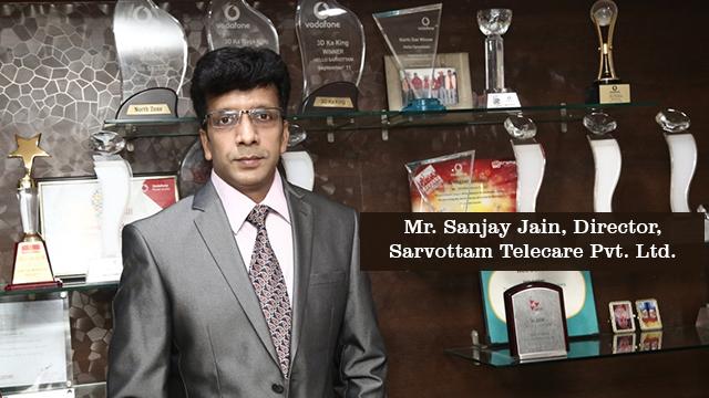 Sanjay Jain,Telecare Pvt. Ltd.