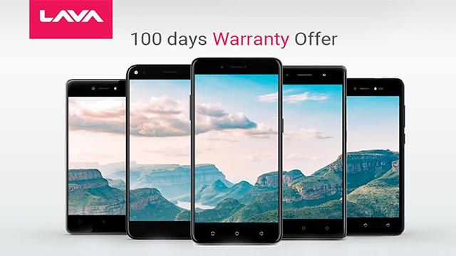 Lava-100-Days-Warranty