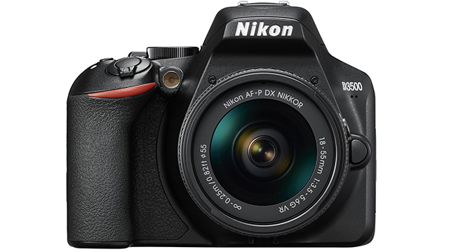 Nikon-d3500-dslr-camera