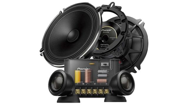 Pioneer-car-component-speakers