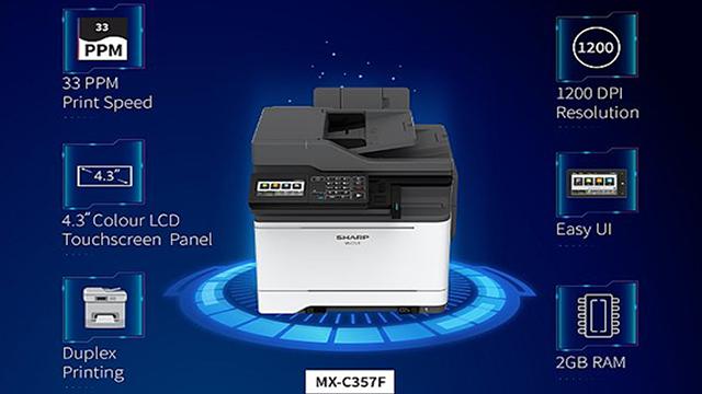 Sharp-MX-C357F