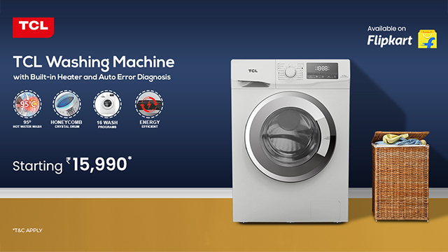 TCL-Washing-Machine