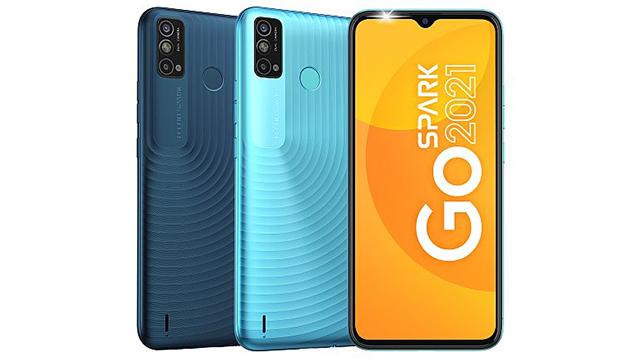 TECNO-SPARK-GO-2021