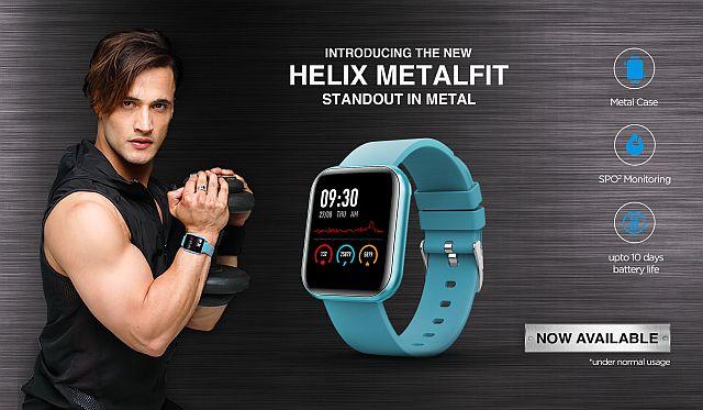 Helix-Metalfit