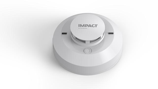 Impact-SMOKE-DETECTOR