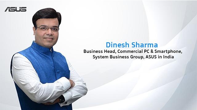 Asus-Dinesh-Sharma