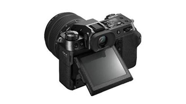 Fujifilm-GFX 50S II mirrorless camera