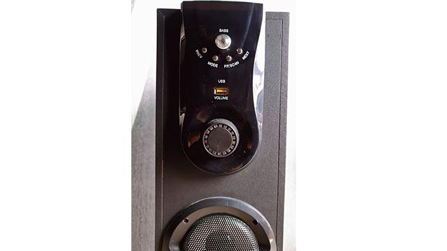 HA-TS50-Tower-Speaker