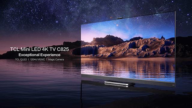 TCL Mini C825 LED TV